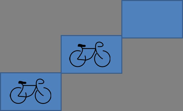 Vélo niveau 2