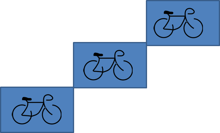 Vélo niveau 3